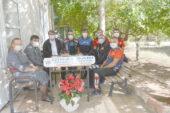Başkan Sarı'dan İtfaiyeciler Haftası Ziyareti