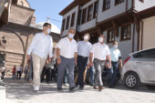 Başkan Zeybek Akmescit Mahallesi'nde