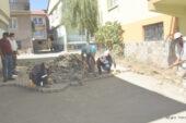Çay İlçesi Cedit Mahallesi'de Yol Çalışmaları Devam Ediyor