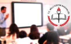 MEB'den yüz yüze eğitim açıklaması