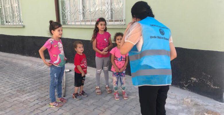 Emirdağ Belediyesi bu zorlu süreçte vatandaşların ihtiyacını karşılıyor