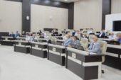 İl Genel Meclisi olağan 3 toplantısını gerçekleştirdi