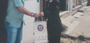 Jandarma komutanlığından gazilere ziyaret