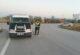 Jandarma trafik tarım işçisi taşıyan araçları denetledi