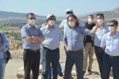 Kazı ve yüzey araştırması yapan ekipler Dinar'da bir araya geldi