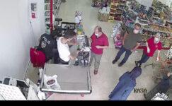 Koronalı vatandaş market Alışverişinde yakalandı