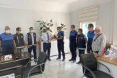Koyuncu'dan Zabıta Haftası Kutlaması