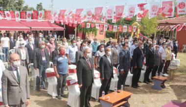 MHP Afyonkarahisar Merkez İlçe Başkanlığına Fahri Fevzi Kartal yeniden seçildi