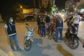 Afyonkarahisar'da maske takmayan 13 kişiye 11 bin 700 lira ceza verildi