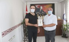 Özen'den Türkmen'e Ziyaret