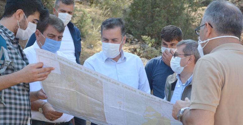 Pınarlı Tabiat Parkında çalışmalar başlayacak