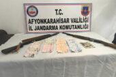 Sahte para satan şahıs Jandarma Ekipleri Tarafından yakalandı