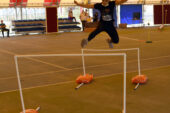 Spor Bilimleri Fakültesinde Özel Yetenek Sınavları devam ediyor