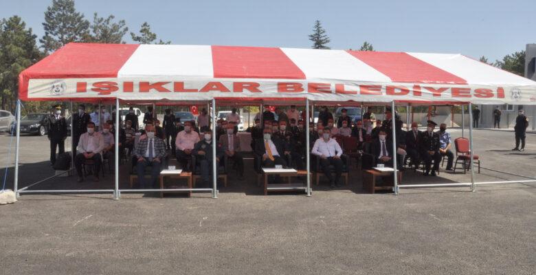 Sülümenli Jandarma Karakolu hizmete açıldı