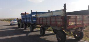Traktör sürücüsü karantinayı ihlalden KYK yurduna yerleştirildi