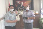 Türkmen'e Anlamlı Ziyaret