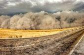 Uzmanından toz fırtınasında maske uyarısı