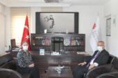 Vali Yardımcısı Mehmet Boztepe'den Burcu'ya Anlamlı Ziyaret