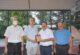 Veteriner Hekim Oğuz Başkaya'ya veda yemeği düzenlendi