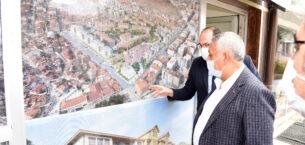Yapılacak kentsel dönüşümle Afyon'un vizyonu değişecek