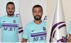AFJET'ten üç transfer birden