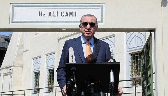 Başkan Erdoğan'dan Yunanistan'a: Adaya gelip gövde gösterisi yaparsanız, daha büyüğünü yaparız!