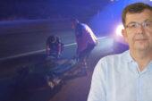 Afyonkarahisar Eczacılar Odası Başkanı Melih Köken, geçirdiği trafik kazasında hayatını kaybetti