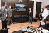 AFRAY projesi, Ulaştırma ve Alt Yapı Bakanlığı ile yapılan ortak çalışmalarla Yüksek Hızlı Tren YHT