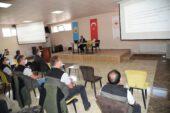 Orman Bölge Müdürlüğünde 45 yeni personele hizmet içi eğitim