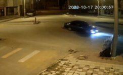 Afyonkarahisar'da drift yapan sürücüyü polis affetmedi