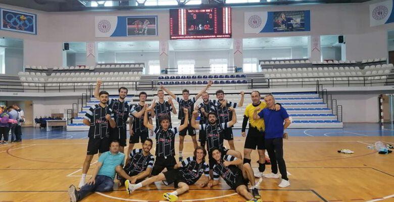 Simav Özel Şeref Koleji Spor, deplasmanda galip
