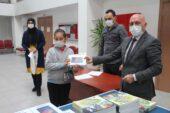 Kütahya'da 61 öğrenciye tablet