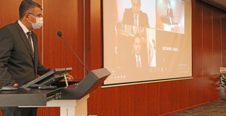 """Recep Akdağ: """"Türkiye artık sağlık alanındaki cihazlarını da üretiyor"""""""
