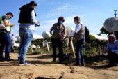 Bilim adamlarından Sarıgöl'deki fay hattında inceleme