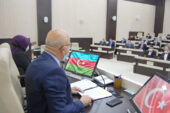 Azerbaycan'a selam olsun