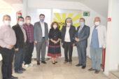 Basın Yayın Derneği'nden AK Parti ve Gün FM'e ziyaret