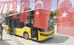 Belediye otobüslerinde HES kodu uygulaması başlıyor