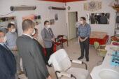 Dinar'da virüs denetlemeleri sıklaştırıldı