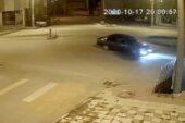 Drift yapan sürücüyü polis affetmedi