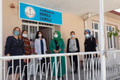 Güçlü Kadınlar Derneğinden Köprülü ilkokuluna ziyaret
