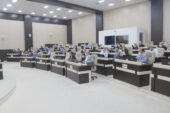 Gündem maddeleri ve komisyon raporları okunarak meclis üyelerine sunuldu