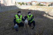Jandarma ekiplerinden anlamlı kurtarma operasyonu
