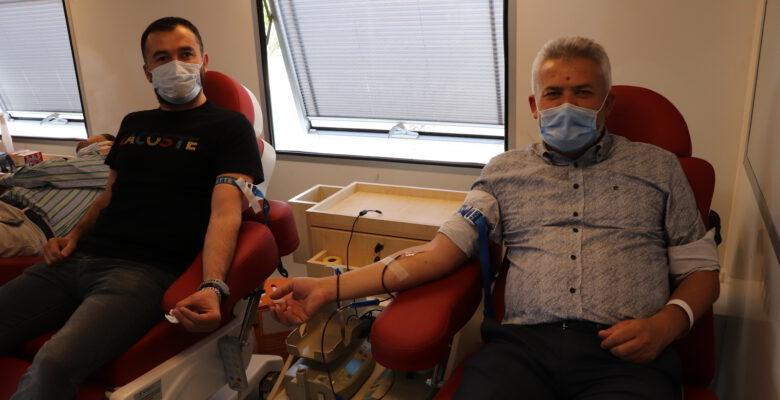 ATSO, Kan ver Afyon kampanyasına destek verdi