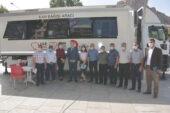 """MHP Merkez İlçe'den """"Kan Ver Afyon"""" kampanyasına destek"""
