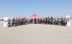 """Amacımız; """"Motosiklet bilincini ve kültürünü geliştirmek"""""""
