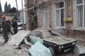 Azerbaycan'ın ikinci büyük şehrine Ermenistan'dan roketli saldırı
