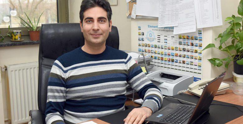 Sedat Yurdakal İtalya'da Profesörlük Yeterliliğini Aldı