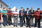 Sokak Hayvanları Bakım ve Rehabilitasyon Merkezi açıldı