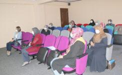 Şuhut'ta kadına yönelik şiddete hayır semineri