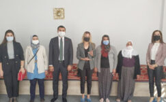 Tobb Afyonkarahisar Kadın Girişimciler Kurulu, Çobanlar Kadın Kültür Evi'ni Ziyaret Etti